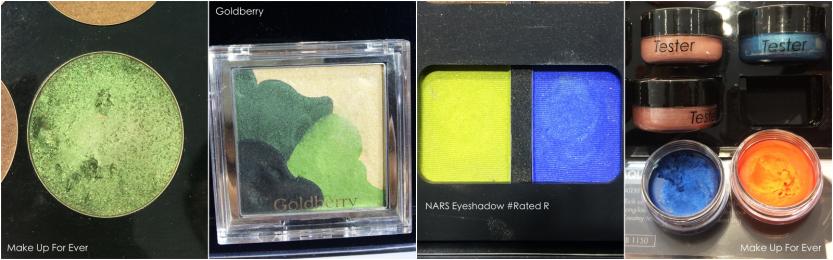 make up for ever-Goldberry-Nars-make up for ever ceam