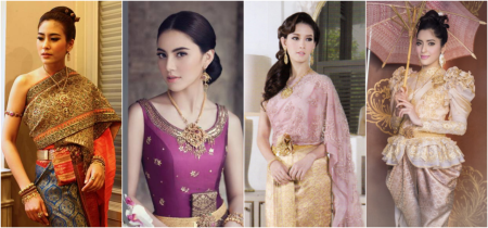 thaiwedding dress
